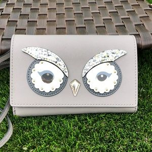 NEW Kate Spade crossbody owl bag